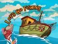 Giochi Let`s go Fishing
