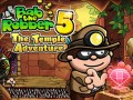 Giochi Bob The Robber 5 Temple Adventure