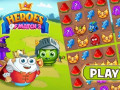 Giochi Heroes of Match 3