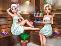 Giochi Ice Queen Sauna Realife