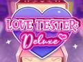 Giochi Love Tester Deluxe
