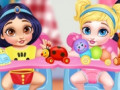 Giochi Messy Baby Princess Cleanup