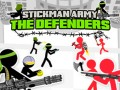 Giochi Stickman Army: The Defenders