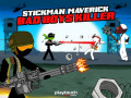 Giochi Stickman Maverick: Bad Boys Killer